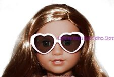 LGT Pink Heart Sunglasses 18 in Doll Clothes Accessory Fits 18 in American Girl
