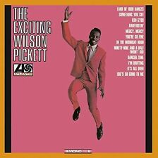 *NEW* CD Album Wilson Pickett - The Exciting .... (Mini LP Style Card Case)