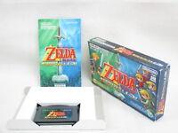 THE LEGEND OF ZELDA Triforce 4 Swords /bcb Game Boy Advance Nintendo gba