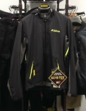 KLIM Stow Away Jacket Size Medium Black / Gray 3148-003-130-060