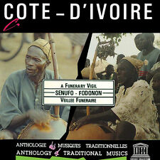 Various Artists - Cote Divoire: A Senufo-Fodonon-Funerary [New CD]