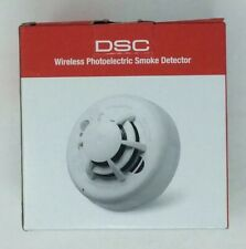 DSC SECURITY WS4936 WIRELESS PHOTOELECTRIC SMOKE DETECTOR ALARM