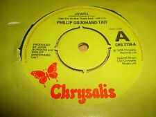 "PHILLIP GOODHAND TAIT "" JEWEL / OLD FASHIONED LOVE "" 7""SINGLE 1976 EXCELLENT"