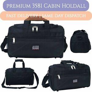 New Ryanair 40x20x25cm Hand Luggage Travel Cabin Flight Bag Under Seat Holdall