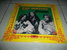 CREAM POP HISTORY VOL1 2LP GERMAN 1970