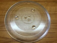 OEM Emerson Microwave Glass Turntable Plate Tray L44 12 3/8""
