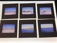 7 Vintage 1960's Kodak Photo Slides Mexico La Paz