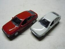 2 rare Opel Vectra A berlina modelos de gama en 1:43 OVP nuevo