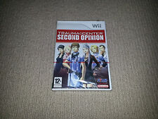 Trauma Center Second Opinion Nintendo Wii Game Strip Sealed