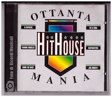 OTTANTA HITHOUSE MANIA CD **COME NUOVO** BRANI INTERI LUNGA DURATA