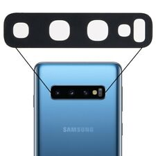 For Samsung Galaxy S10 / S10 Plus Back Camera Lens Glass Cover + Adhesive Tape
