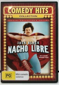 Nacho Libre - DVD - AusPost with Tracking