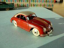 Quiralu - Porsche 356 - coupé - no Dinky Toys