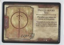 2012 Dungeons & Dragons - Fortune Card Booster Pack Base 2 Driven Before You 1i3
