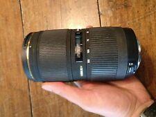 Sigma 50-150mm F2.8 II APO EX DC pour Canon EF