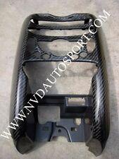 BMW Mini R55, R56, R57, R58, R59 Cooper S JCW Carbon fiber Center Console Cover