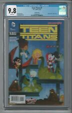 Teen Titans #7 CGC 9.8 NM/M DC Comics New 52 Harley Quinn Variant Cover 4/15