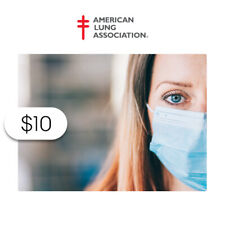 $10 Charitable Donation For: 1-on-1 Lung Health Information via Lung HelpLine