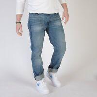 Levi's 514 Straight Fit Hellblau Herren Jeans 40/32 W40 L32