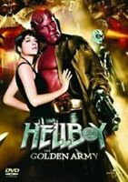 HELLBOY The Golden Army (2008) DVD NUOVO MARVEL