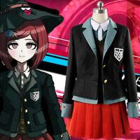 Danganronpa V3: Killing Harmony Yumeno Himiko Cosplay Costume Anime Uniform Suit
