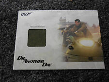James Bond Archives 2014 Edition - Hovercraft Seat Relic # /500 JBR37 Version 1