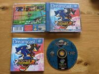 Sonic Adventure 2 For Sega Dreamcast - Complete With Manual - PAL UK - Free P&P
