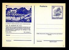 AUSTRIA - Cart. Post. - 1981 - 3 S - 4300 St Valentin, No- 162. Auflage/14