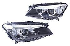 Genuine BMW 730d 740i 750i 760i Hybrid7 F01 Facelift Bi-Xenon Headlights L+R LHD