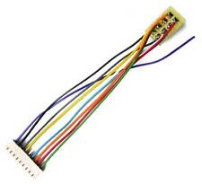 TCS 1361 3.5'' Harness 9 Pin JST To 8 Pin NMRA Plug