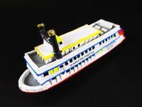 Bateau modèle cargo poser Bosch Cargo 18 cm moulés miniature item