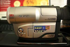 Samsung VP-L600 Camcorder Video8 und Hi8 Player Aufnahme in Video 8 !