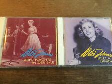 Bibi Johns  [2 CD Alben] Bella Bimba + Aber Nachts in der Bar / Bear Family