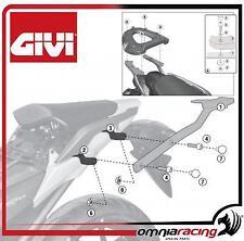 Spécifique Arrière Rack monter Kit GIVI dur boîte Honda NC750S NC750X 2014 14>