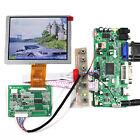 HD MI DVI VGA Audio LCD Controller Board 5inch ZJ050NA-08C 640x480 LCD Display