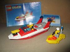 Lego - Pompier Bateau-pompe Nr. 6429 avec BA