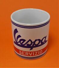 Vespa SERVIZIO - Kaffeebecher - RETRO - Piaggio & C. S.p.A. - WIE NEU