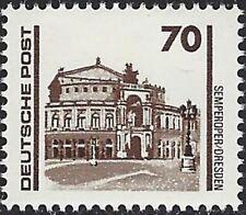 DDR #Mi3348 MNH 1990 Semper Opera House Dresden [2836]