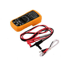 1PCS Digital MS8233E Multimeter LCD AC/DC Ammeter Resistance Capacitance Tester