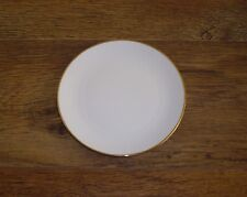 "Seltmann Weiden Bavaria Monika Gold Trim Porcelain Side Plate (Approx 6.75"")."