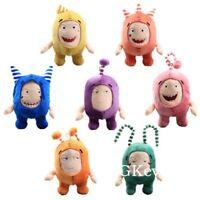 Cartoon Oddbods Stuffed Plush Toy Soft Cute Doll Teddy Bear Figures Kids Gift