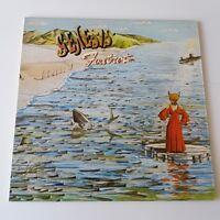 Genesis - Foxtrot Vinyl LP UK Large Hatter 1975 A 3 B 2 EX+/EX+