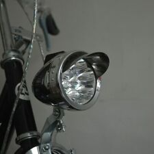 6 LED Metal Shell Super Light Old Style Classic Vintage Vntga Retro Bike Bicycle