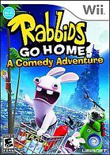 Rabbids Go Home, Good Windows, Nintendo Wii Video Games