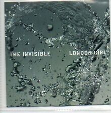 (533B) The Invisible, London Girl - DJ CD