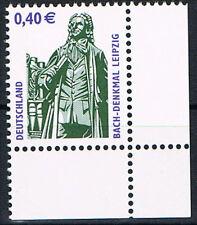 Mi.Nr.2375 **, BRD 2003, SWK Bach -Denkmal, Leipzig  ERU