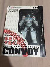 Transformers Cybertron comandante convoy Ultra Magnus Revoltech Serie Nº 019