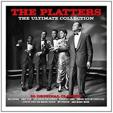 The Platters - Ultimate Collection Cd3 NOTNOW NEU