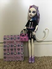 New Scaremester Catrine DeMew Monster High Doll