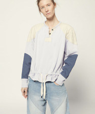 ISABEL MARANT ÉTOILE Nifen Sweatshirt Size M Orig. $415 NWT
